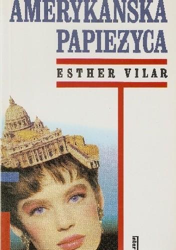 Okładka książki Amerykańska papieżyca