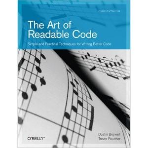 Okładka książki The Art of Readable Code