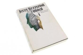 Okładka książki Obłęd tom 1. Tropiony i osaczony