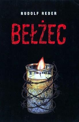 Okładka książki Bełżec