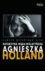 Okładka książki Agnieszka Holland
