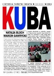 Okładka książki Kuba