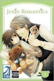 Okładka książki Junjou Romantica vol. 5