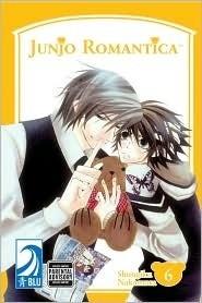 Okładka książki Junjou Romantica vol. 6