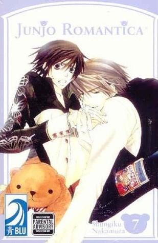 Okładka książki Junjou Romantica vol. 7