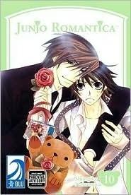 Okładka książki Junjou Romantica vol. 10