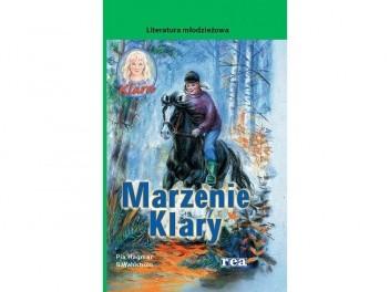 Okładka książki Marzenie Klary