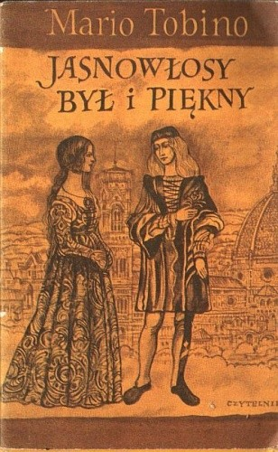 Okładka książki Jasnowłosy był i piękny