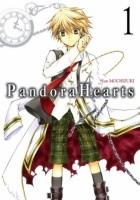 Pandora Hearts: tom 1