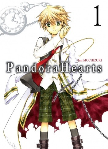 Okładka książki Pandora Hearts: tom 1