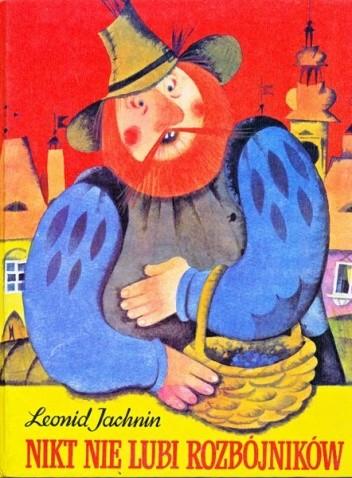 Okładka książki Nikt nie lubi rozbójników