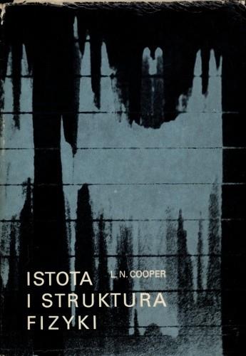 Okładka książki Istota i struktura fizyki