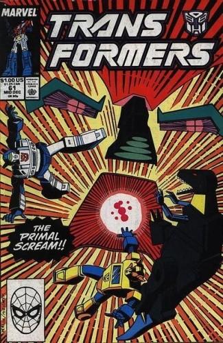 Okładka książki Transformers 2/1994
