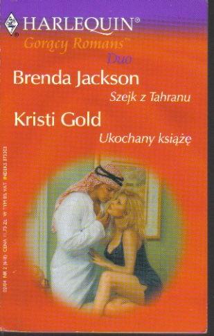 Okładka książki Szejk z Tahranu; Ukochany książę