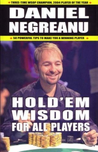 Okładka książki Hold 'Em Wisdom for All Players