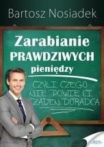 Okładka książki Zarabianie PRAWDZIWYCH pieniędzy