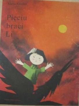 Okładka książki Pięciu braci Li
