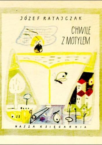 Okładka książki Chwile z motylem