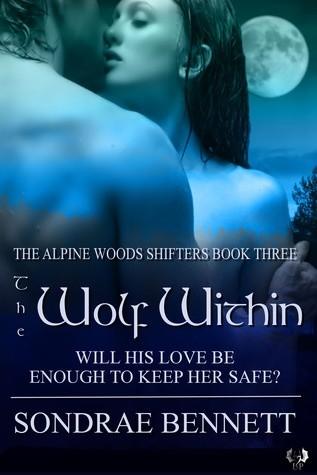 Okładka książki The Wolf Within