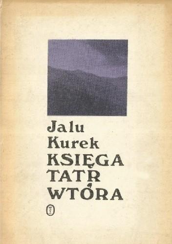 Okładka książki Księga Tatr wtóra