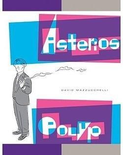 Okładka książki Asterios Polyp