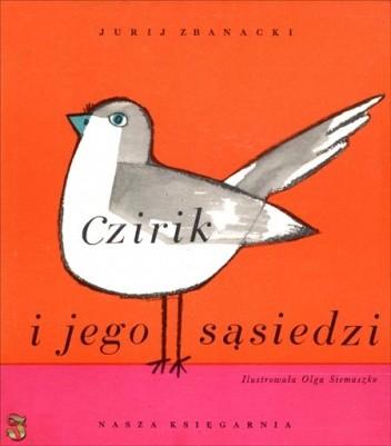 Okładka książki Czirik i jego sąsiedzi