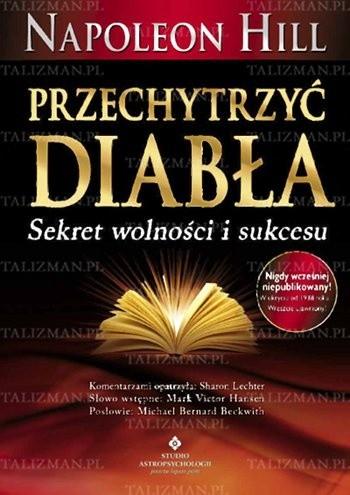 Okładka książki Przechytrzyć diabła - sekret wolności i sukcesu