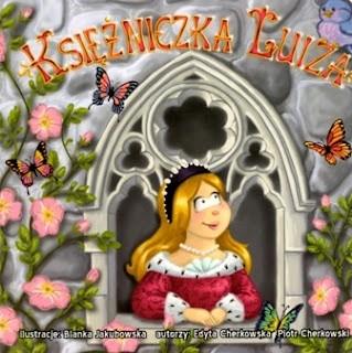 Okładka książki Księżniczka Luiza