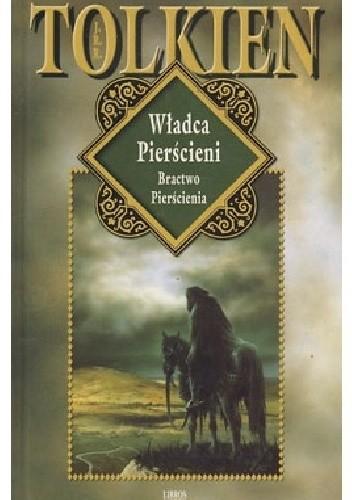 Okładka książki Władca Pierścieni: Bractwo Pierścienia