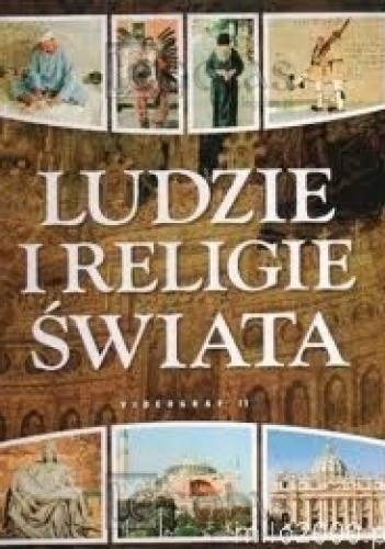 Okładka książki Ludzie i religie świata