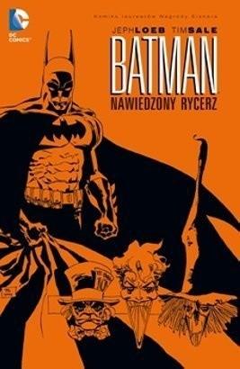 Okładka książki Batman: Nawiedzony Rycerz