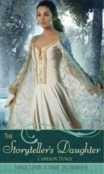 Okładka książki The Storyteller's Daughter