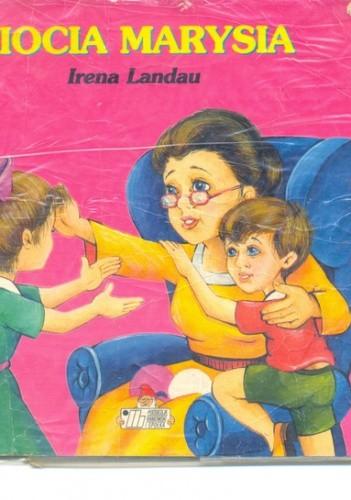 Okładka książki Ciocia Marysia