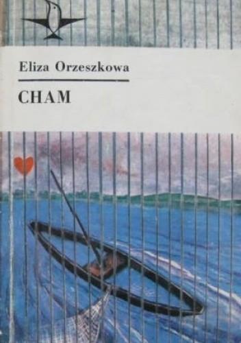Okładka książki Cham