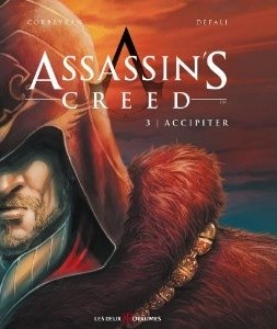 Okładka książki Assassin's Creed - Accipiter