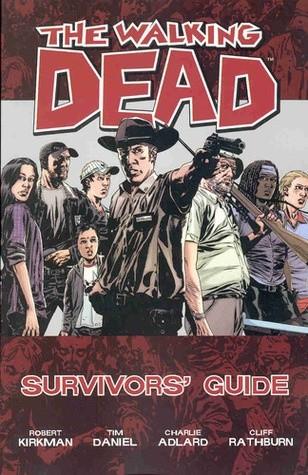 Okładka książki The Walking Dead Survivors' Guide