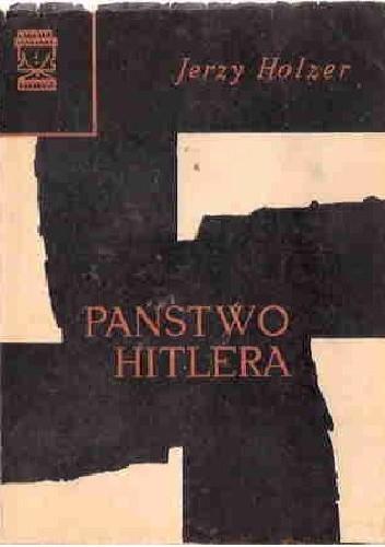 Okładka książki Państwo Hitlera