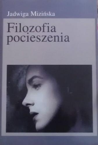 Okładka książki Filozofia pocieszenia