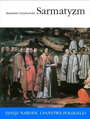 Okładka książki Sarmatyzm