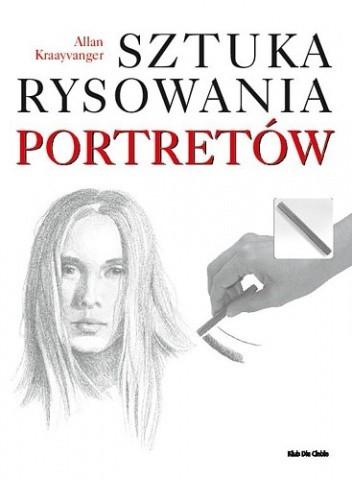 Okładka książki Sztuka rysowania portretów