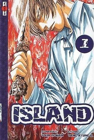 Okładka książki Island 1
