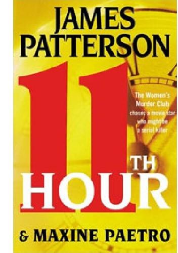 Okładka książki 11th Hour
