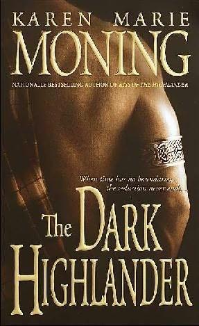 Okładka książki The Dark Highlander