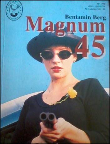 Okładka książki Magnum 45
