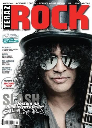 Okładka książki Teraz Rock, nr 5 (111) 2012