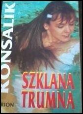 Okładka książki Szklana trumna