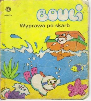 Okładka książki Bouli. Wyprawa po skarb