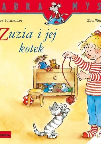 Okładka książki Zuzia i jej kotek