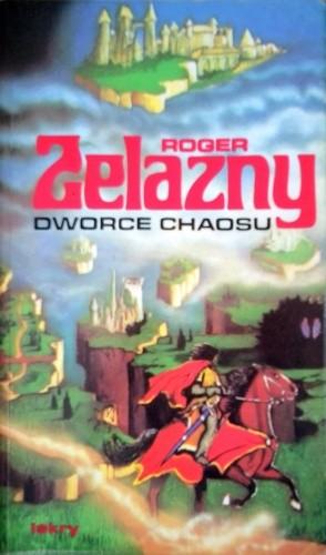 Okładka książki Dworce Chaosu