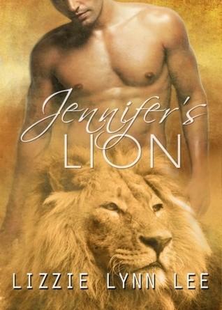 Okładka książki Jennifer's Lion